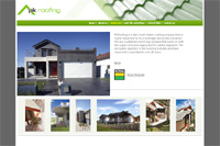 Pkroofing Website